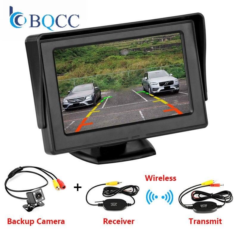 Monitor Do Carro De 4.3
