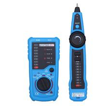 цена на FWT11 Tester Anti-Interference LAN Tester Telephone Wire Network Tracker FWT11 Cable Tester Detector Line Finder