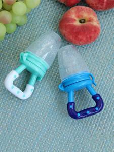 Baby Nipple Pacifiers-Feeder Safe-Supplies Fresh Fruit-Feeding Food Nibbler Kids