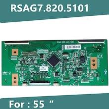 T com junta rsag7.820.5101 roh circuito elétrico placa lógica rsag7.820.5101/roh t-rev t-con tv partes