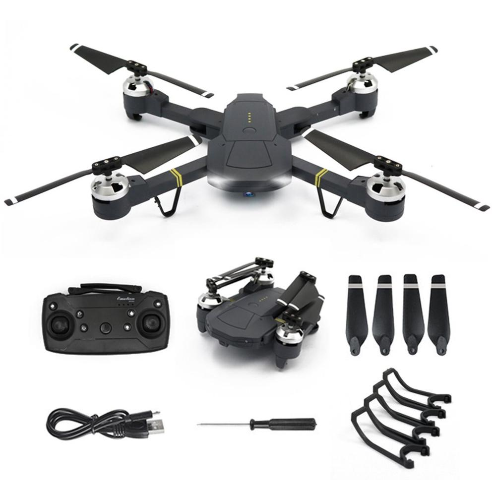 Folding  RC Drone Toys  High Performance Aerial Photography Aircraft Portable 360 Degree Flip Remote Control Aircraft Dron Gifts
