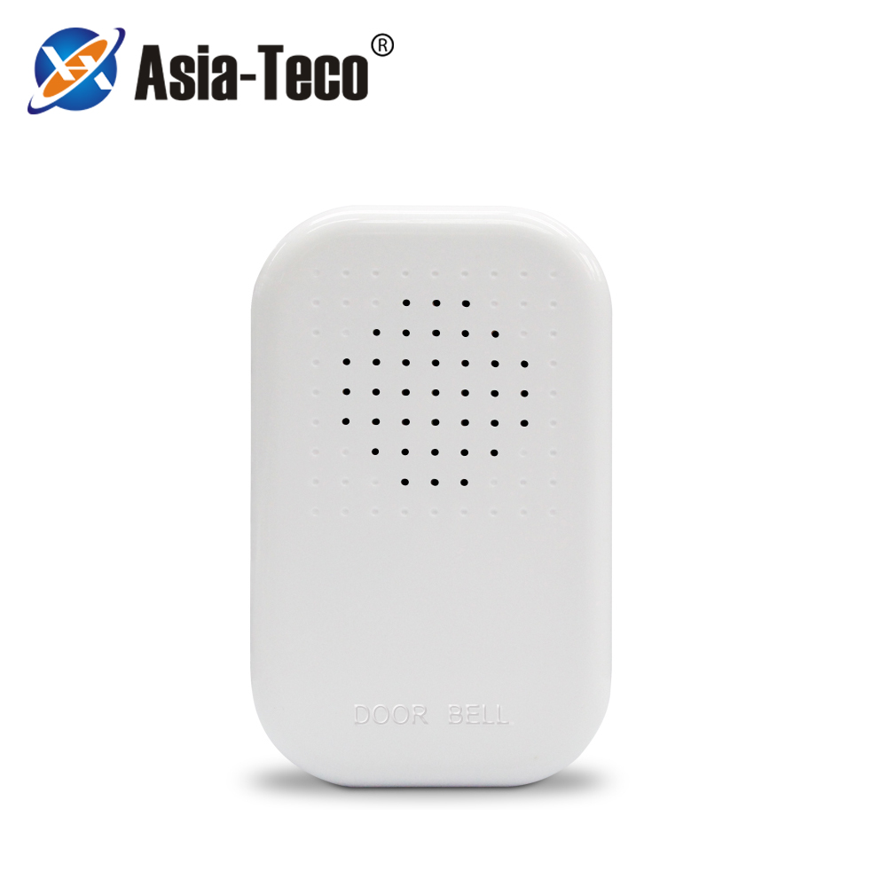Wired Door Bell DC 12V Vocal Wired Doorbell Welcome Door Bell For Security Access Control System