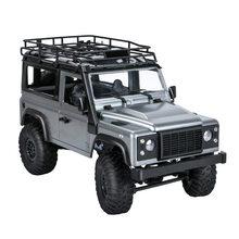 1/12 MN99s 4WD full-scale vier-rad drive RC Auto Skala Defender Elektrische Fernbedienung Auto Spielzeug Für junge Geschenk Mit Led-leuchten