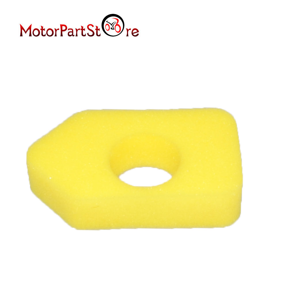 10pcs Yellow Foam Air Filter For Briggs& Stratton For For MTD  For OREGON For ROTARY 698369 490-200-0011 4216 5099 30919 30-919