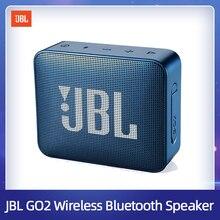 JBL GO2 Drahtlose Bluetooth Lautsprecher IPX7 Wasserdichte Außen Tragbare Lautsprecher Akku mit Mic 3,5mm Port Sport Gehen 2