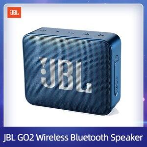 Image 1 - JBL GO2 altoparlante Wireless Bluetooth IPX7 altoparlanti portatili da esterno impermeabili batteria ricaricabile con porta Mic 3.5mm Sport Go 2