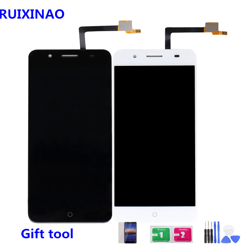 Original Display For <font><b>ZTE</b></font> <font><b>Blade</b></font> A610 Plus LCD Display Touch Screen Replacement For <font><b>ZTE</b></font> <font><b>Blade</b></font> A610 plus LCD Display Phone Parts image