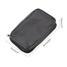 Multimeter Case Canvas Case Multipurpose Instrument Storage Bag Digital Multimeter Durable Tool Bag