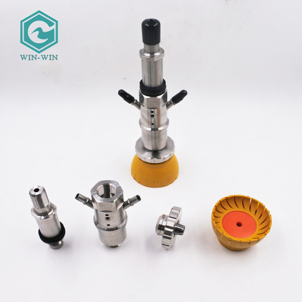 Water Jet Spare Parts 041136-1 P4 Cutting Head Assembly For Waterjet Cutting Head Waterjet Machine Parts Price Cnc Water Jet