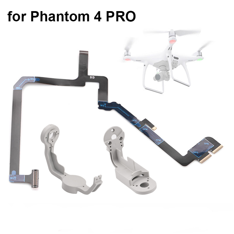 Ribbon Flat Cable Soft Flexible Wire Flex Cable Camera Gimbal Repairing for DJI Phantom 4 PRO Spare Parts Replacement