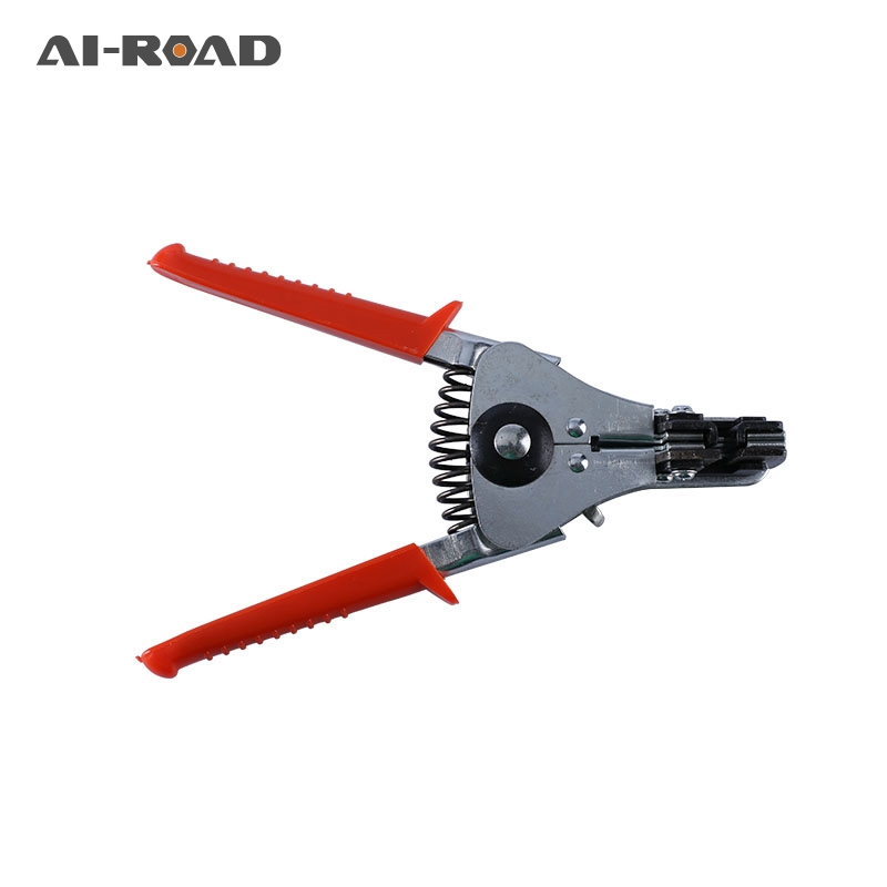 Automatic Stripping Pliers Cable Wire Cutters Knife Crimpatrice Tool With Hexagon Wrench Nippers Crimping Tool