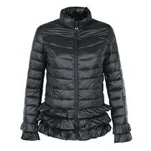 ZOGAA Womens Cotton Parkas Coats Puffer Jacket Parka Women Fashion Slim Fit Solid Coat Outwear Plus Size S-XXL