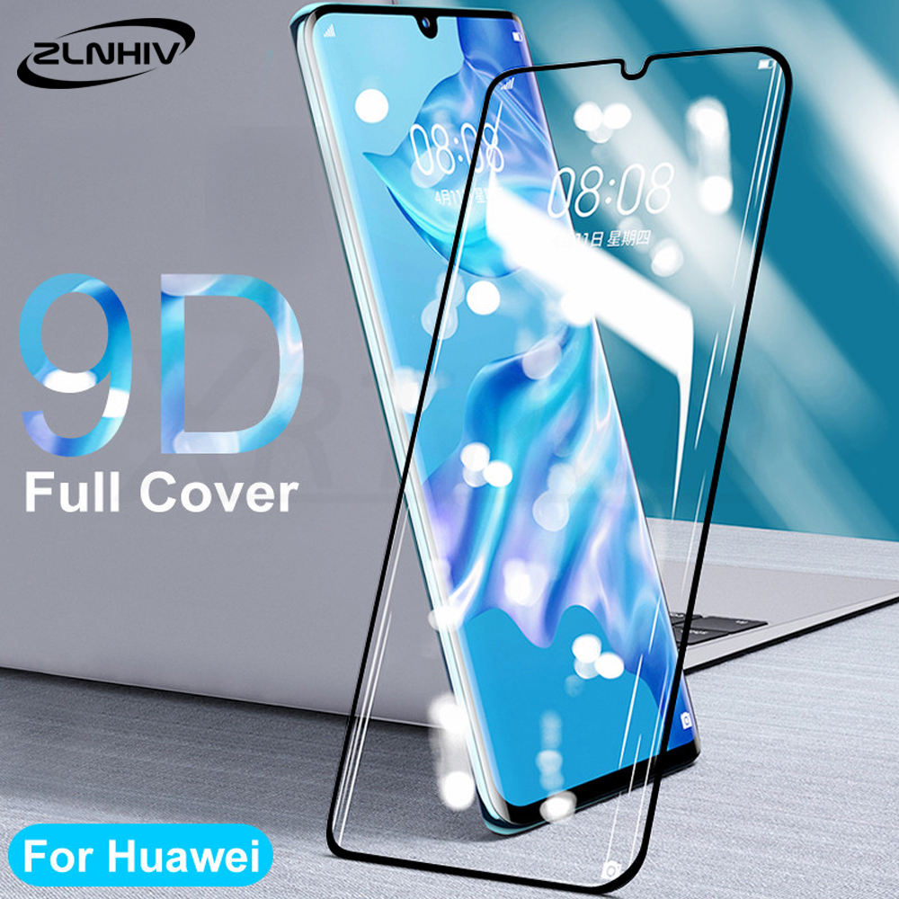 ZLNHIV full cover for <font><b>huawei</b></font> <font><b>P30</b></font> pro <font><b>P30</b></font> <font><b>lite</b></font> phone screen protector for <font><b>huawei</b></font> <font><b>P30</b></font> tempered glass protective film <font><b>smartphone</b></font> image