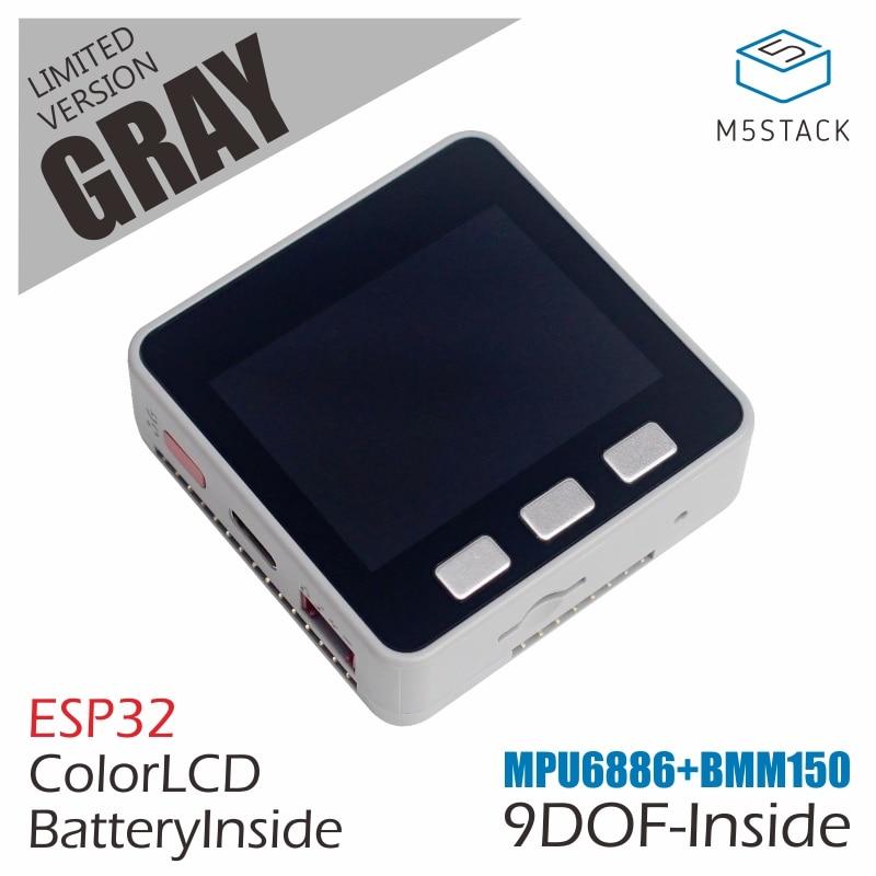 M5Stack Official ESP32 Mpu6886+BMM150 9Axies Motion Sensor Core Development Kit Extensible IoT Development Board Arduino