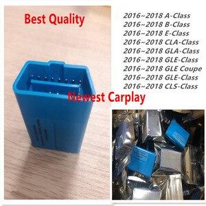 Image 1 - 2018 أحدث CarPlay لمرسيدس بن NTG5 S1 أبل وأندرويد أداة تفعيل السيارات آيفون/أندرويد تحديث بواسطة MB ستار C4 أو C5