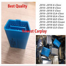 2018 The Newest CarPlay for mercede ben NTG5 S1 Apple and Android Auto activation tool iPhone/Android Update by MB STAR C4 OR C5
