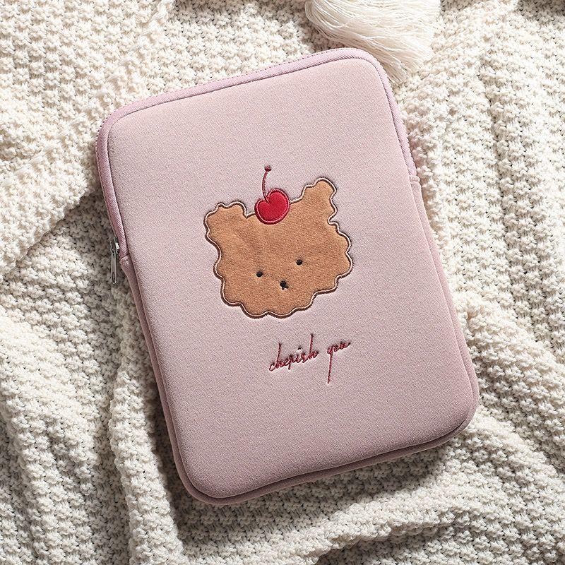 Pour Funda IPAD 11 sac femmes 10.5 étui pour tablette pour IPAD mignon 13 pouces couverture 9.7 pouces tablette doublure pochette ins sac