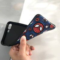 Spiderman and Marvel Phone Cases for IPhone (5 Designs) 3