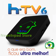 цена на ai tak pro 1 HTV BRASIL HTV6 HTV BOX 5 iptv htv5 btv b10 brasil Portuguese TV Internet Streaming box Live Filmes On Demand TV