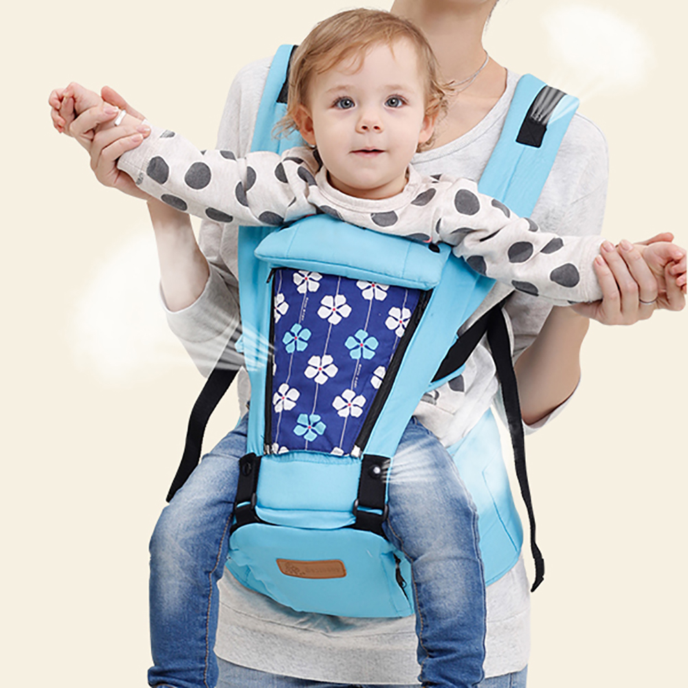 Baby Carrying Straps Front Hold Shoulder Ventilation Four Seasons Universal Multifunctional Lightweight Baby Holding Artifact