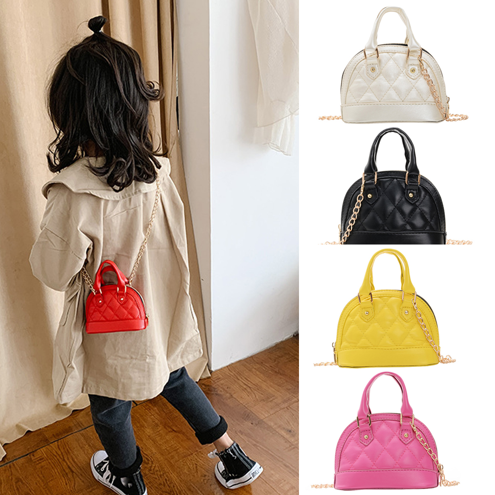 Kids Leather Purses and Handbags Cute Girls Mini Crossbody Bag Kawaii Little Girl Small Party Hand Bags Baby Coin Pouch Purse