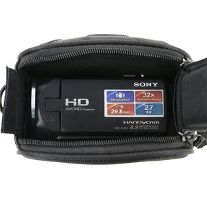 Image 3 - Photo DV VCR Camcorder Bag Case for For Panasonic Sony Canon JVC Samsung Sanyo