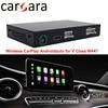 Interface sans fil CarPlay Smartbox pour V classe W447 activer le dispositif de décodeur AirPlay voiture modification soutien inverse 360 caméra