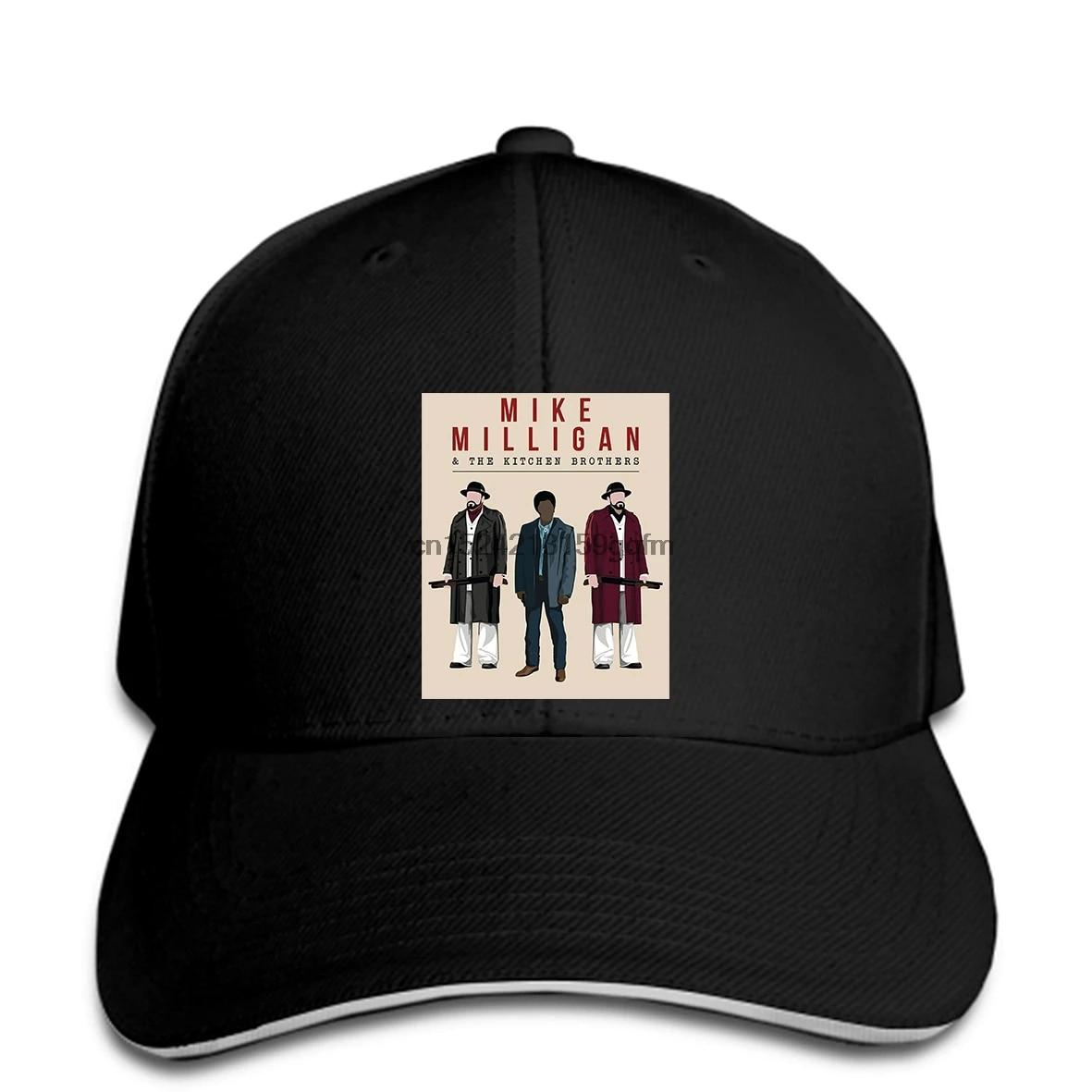 Baseball Cap Fargo Mike Milliganthe Kitchen Brothers Snapback Hat Peaked Men S Baseball Caps Aliexpress