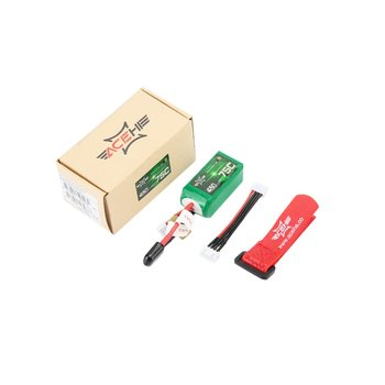 RC Quadcopter 450mAh 75C 11.1V Lipo Battery Large Capacity High Rate Suitable for Helicopter Quadcopter image