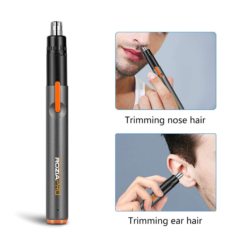 Nose Ear Trimmer Neck Hair Eyebrow Shaver Personal Groomer Face Removal Pen