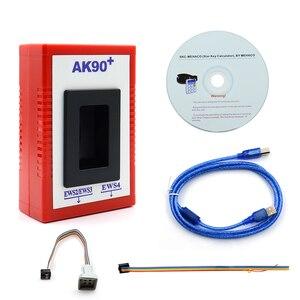 Image 4 - V3.19 AK90 For BMW AK90+AK90 Key Programmer Tool For All EWS AK 90 Key Maker AK 90 With Car Styling Free Ship