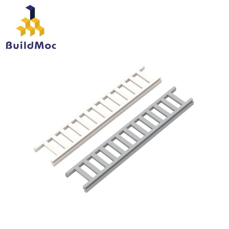 Строительные блоки 4207 14x2,6x0,7 лестница 14 x 2.5для строительных блоков части DIY образовательное строительство креативные Подарочные игрушки