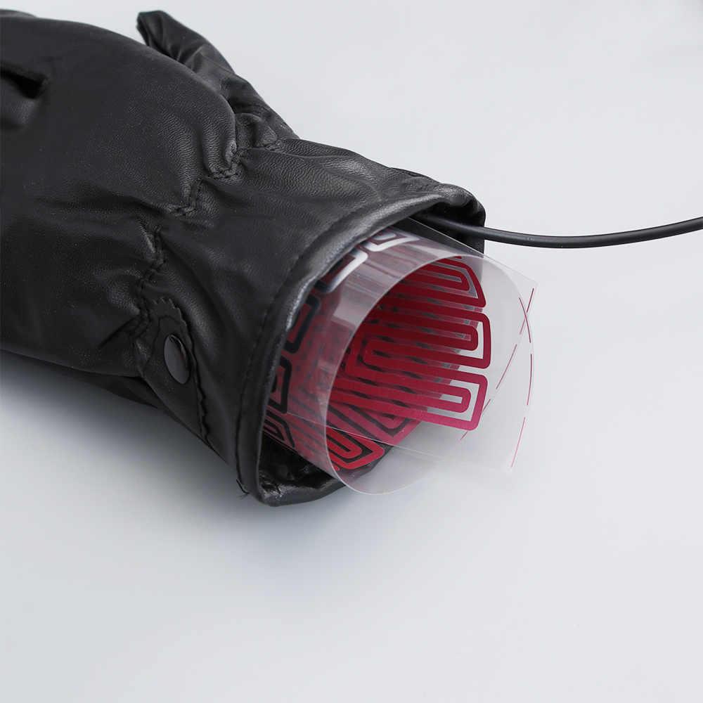 1 PC Portable Hangat Plat USB Penghangat Ruangan Pad untuk Sepatu Sarung Tangan Masker Mouse Pad Pemanas Hangat Film Pemanas Musim Dingin luar Ruangan Alat