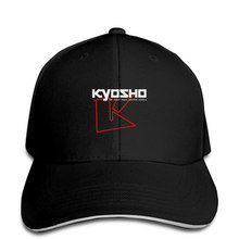 Baseball Cap New Kyosho Japan RC Racing GraphicBlack Color S to 2 snapback hat Peaked(China)