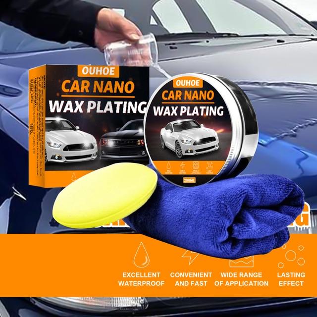 Cleaning Agent Repair Nano Ceramic Detailing Car Wash Maintenance Car Polishing Coating Wax Scratch Paint Care Paste 1