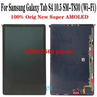 galaxy s4 Shyueda Original For Samsung Galaxy Tab S4 10.5 SM-T830 (Wi-Fi) Super AMOLED 1600x2560 LCD Display Touch Screen Digitizer (1)