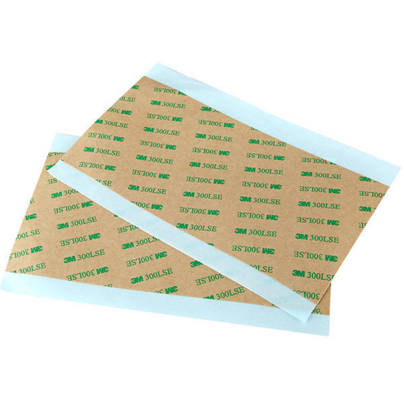 1PC High Quality 100*200mm Heavy Dudy Double Sided Sticky Tape Super Strong Sheet Of Adhesive
