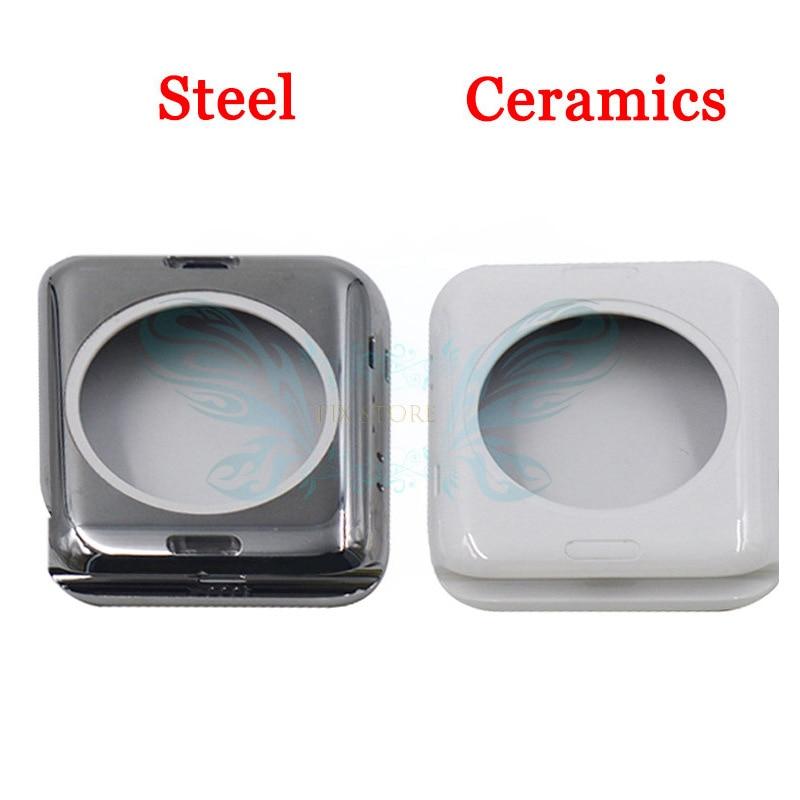 Steel/Ceramics Apple Watch 2 Back Cover