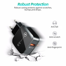 Quick Charge 3.0 18w Charger Fast Charging For Smartphone Tablet Qc3.0 Qc2.0 Wall Adapter For Samsung S6 S7 Edge Xiaomi