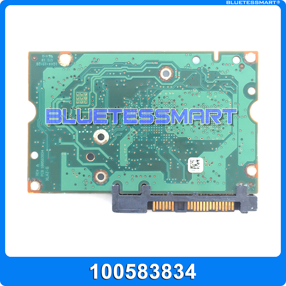 KIMME Hard Drive Parts PCB Logic Board Printed Circuit Board 100640558 for Seagate 3.5 SAS Server HDD Data Recovery Repair