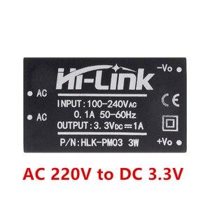 Image 4 - 10 個HLK PM01 HLK PM03 HLK PM12 AC DC 220vミニ電源モジュール、インテリジェント家庭用スイッチ電源モジュール