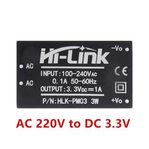 Image 4 - 10pcs HLK PM01 HLK PM03 HLK PM12 AC DC 220V mini power supply module,intelligent household switch power supply module