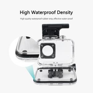 Image 3 - Vamson for Yi 4k/yi 4k+/yi lite 40m Waterproof Case Protective Housing Case Diving For Xiaomi for Yi 2 4K Sport Camera 2 VP608K