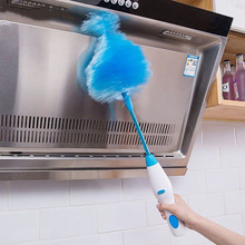 Electric  Adjustable Feather Dirt Dust Brush Vacuum Cleaner Blinds Cleaning Tool