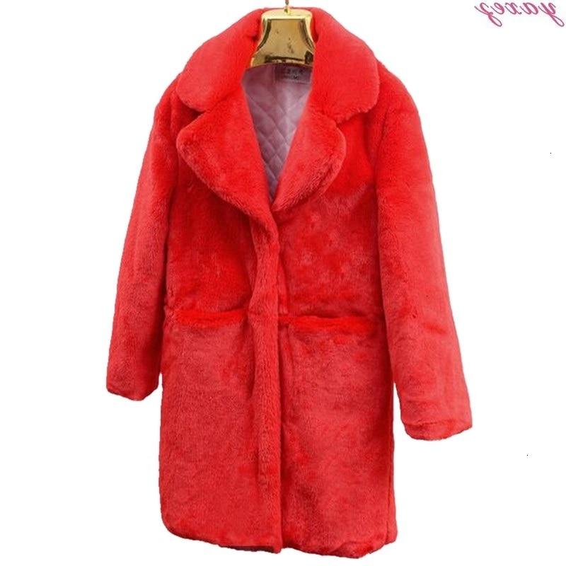 2019  Imitation Lambs Wool Winter Coat Fashion Women Fur Coat New Product Thickening Keep Warm Winter Jacket Quality Assurance
