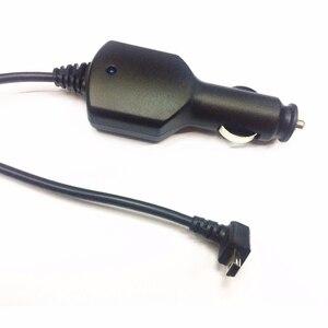 Image 4 - 5V 2A Mini 5pin Cho GARMIN Nuvi 40 50 1450 1490 GPS Xe Ô Tô Công Suất Cáp