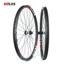 WM-i30 Free shipping carbon mtb disc wheels 29er mtb wheelset mtb bike 35x25mm tubeless Mountain bicycle DT SWISS 2 warranty elite dt swiss 240 series mtb wheelset 40mm width 32mm depth carbon fiber rim for 29er am dh enduro mountain bike wheel