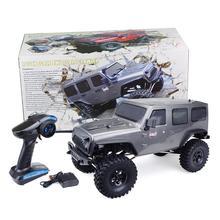 Genuine RCtown RGT EX86100 1/10 2.4G 4WD RC Car Metal Off Road Truck Rock Crawler Hobby Waterproof RC Toy