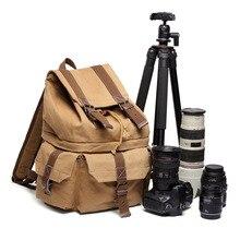 CamDress Multi-functional Camera Backpack DSLR Bag Outdoor Wear-resistant national geographic bag photo backpack