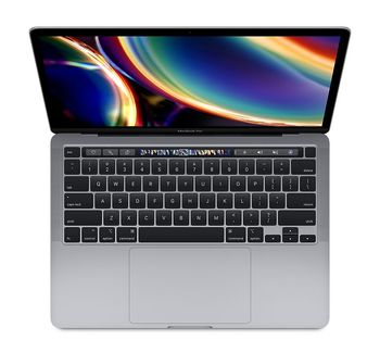 """Apple Computer, Office, Security Computers/Tablets & Networking Laptops & Noteboks MacBook Pro 13.3"""" Color: Space Grey Plugs Type: US Processor Model: 2020 Model 1T"""